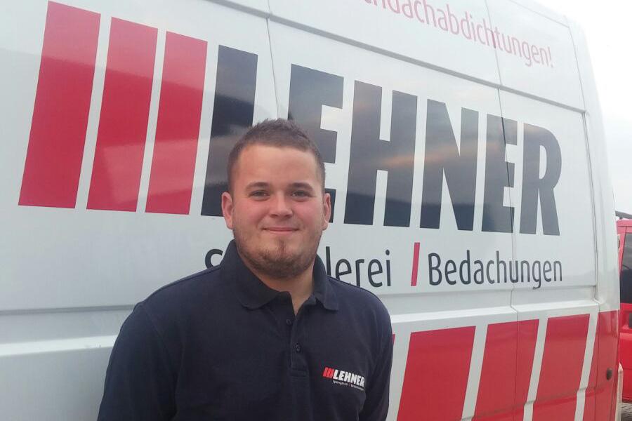 Fabian Lehner macht die Meisterprüfung